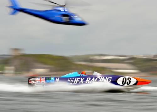 Mandingo Bay™ Becomes Official Boat Wrap Sponsor For P1 Superstock