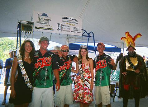 SignZoo Junior Team Wins 1st Place in Bradenton, FL Fishing Tournament