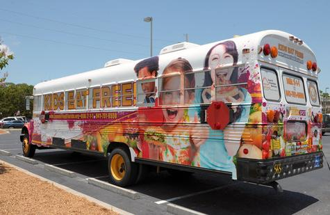 SignZoo Supports School's Summer Food Program