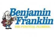 Benjamin Franklin: The Punctual Plumber logo image