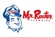 Mr. Rooter plumbing logo image