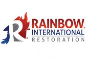 Rainbow international restoration logo image
